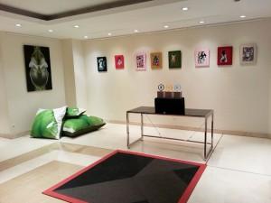 Design Week 2013 Neuilly / Curator Stéphanie Doligez